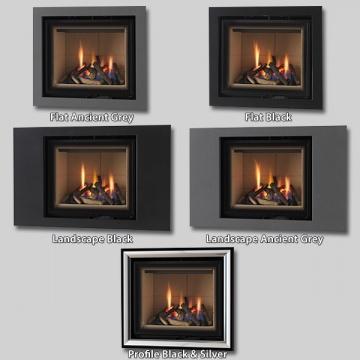 Legend Ethos 550 High Efficiency Gas Fire Flames Co Uk